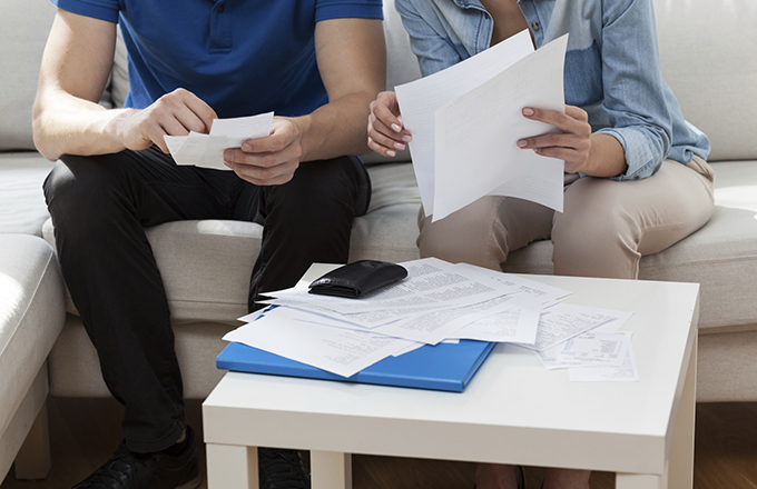 Marriage analyzing the bills